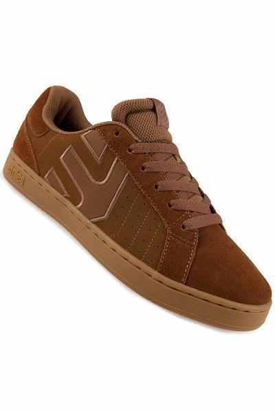 Etnies Fader LS Shoe (brown brown gum)