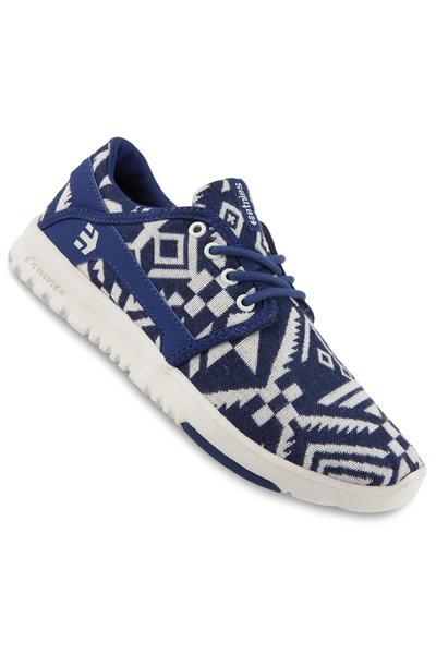 Etnies Scout Shoe women (white blue)