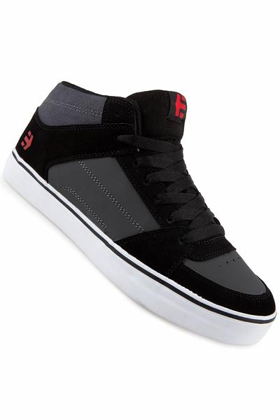 Etnies RVM Nubuk Schuh (black dark grey red)
