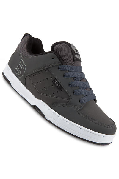 Etnies Kartel Shoe (dark grey black white)