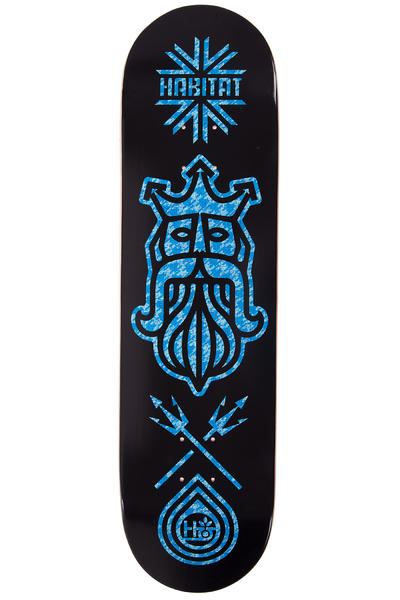 "Habitat Sea King 8.375"" Deck (black)"