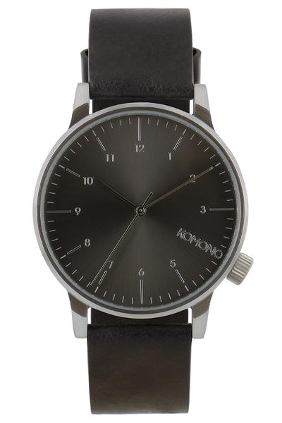 Komono Winston Regal Uhr (black)
