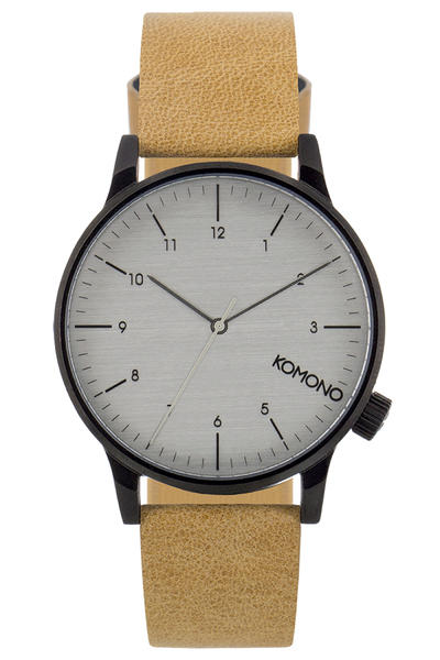 Komono Winston Regal Watch (camel)