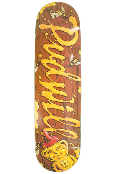 "Plan B Pudwill Killer Bees 8.375"" Deck (brown)"