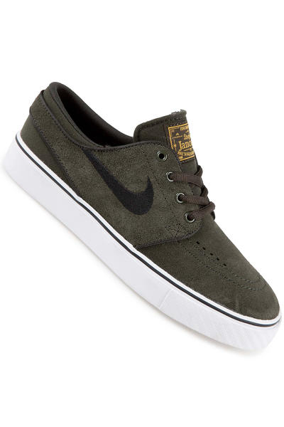 Nike SB Stefan Janoski Shoe kids (sequoia black)