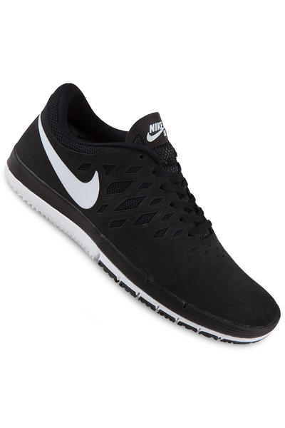 Nike SB Free Schuh (black white)