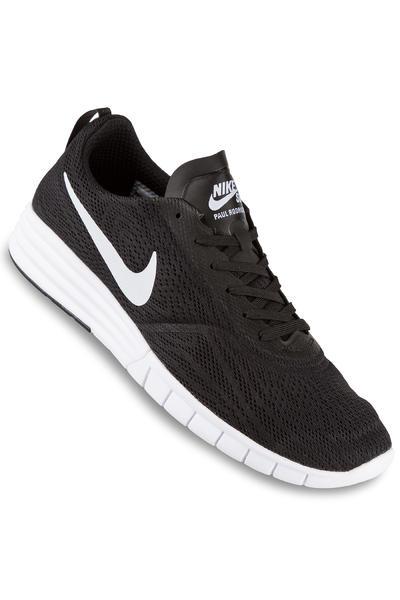 Nike SB Paul Rodriguez 9 R/R Schuh (black white)