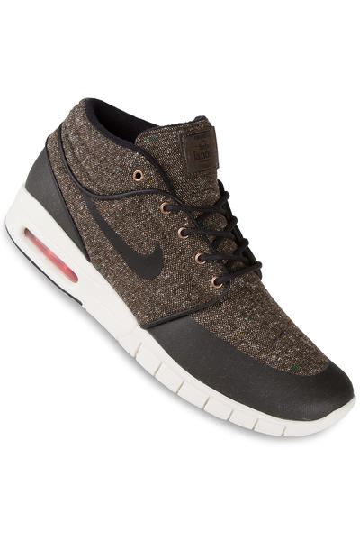 Nike SB Stefan Janoski Max Mid Shoe (baroque brown black)