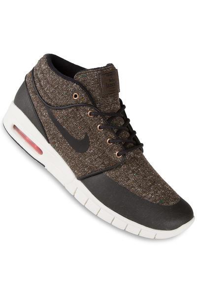 Nike SB Stefan Janoski Max Mid Schuh (baroque brown black)