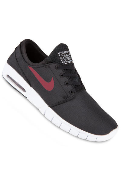 Nike SB Stefan Janoski Max Shoe (black team red)