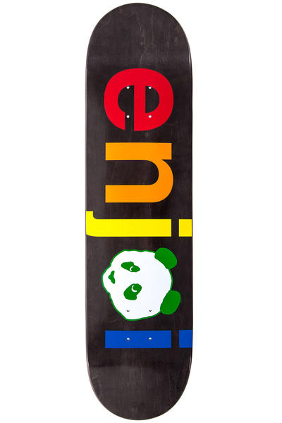 "Enjoi Spectrum No Brainer 8"" Deck (black)"