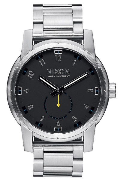 Nixon The Patriot Uhr (black)