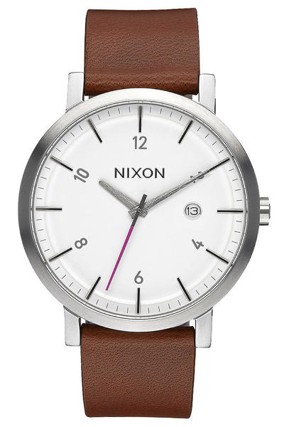 Nixon The Rollo Watch (white chestnut)