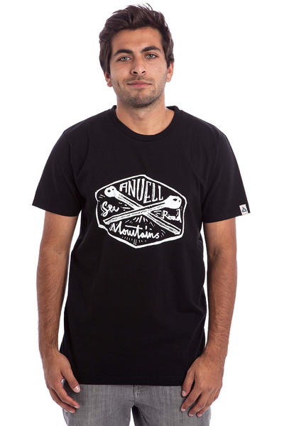 Anuell Strike T-Shirt (black)