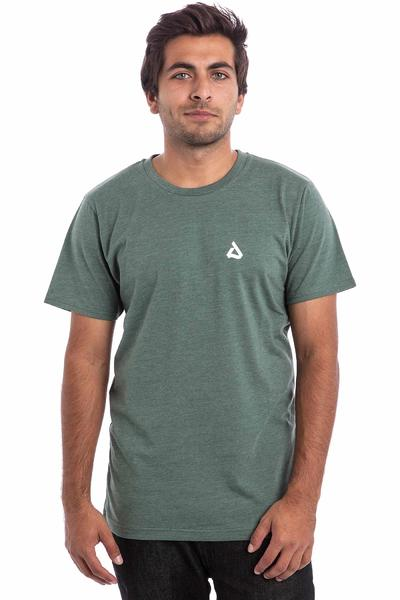 Anuell Louis T-Shirt (heather green)
