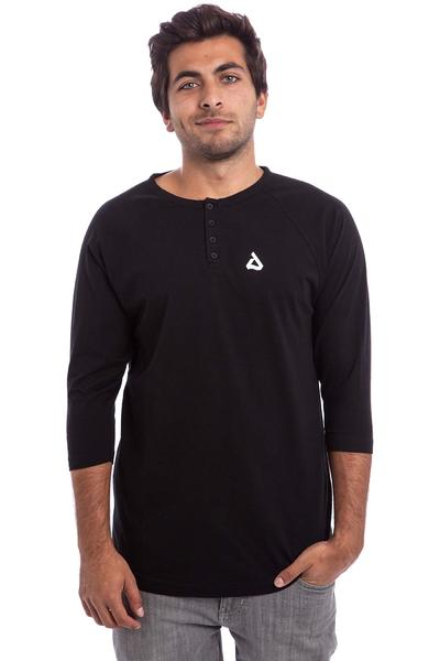 Anuell Solid 3/4 Longsleeve (used black)