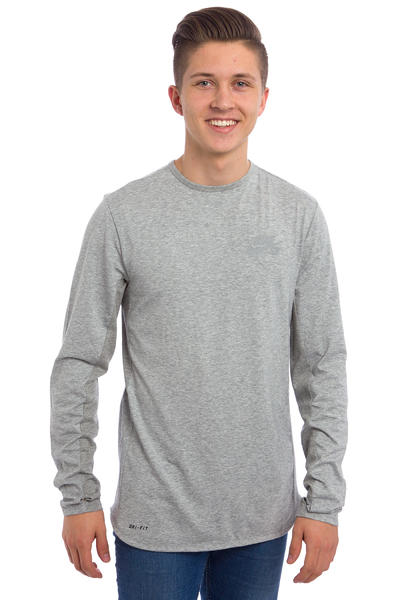 Nike SB Skyline Dri-FIT Cool Longsleeve (dark grey heather)