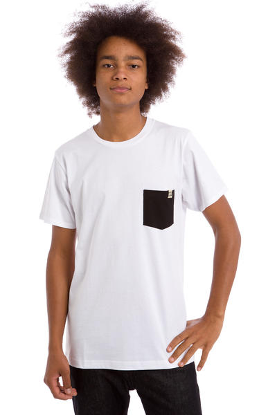 SK8DLX Pocket T-Shirt (white)