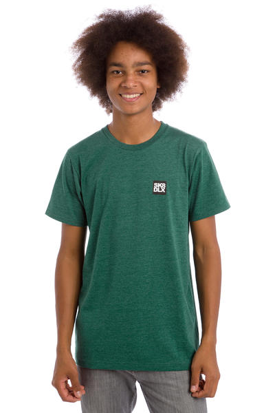 SK8DLX Coresk8 T-Shirt (heather green)