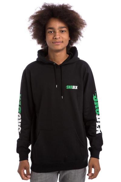 SK8DLX Racer Hoodie (black)