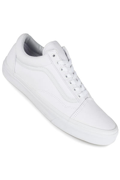 Vans Old Skool Shoe (true white)