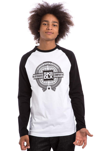 SK8DLX World Longsleeve (black)