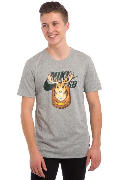 Nike SB Jackelope Icon T-Shirt (dark grey heather)