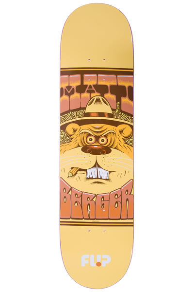 "Flip Berger Mercenaries Series 8"" Deck"
