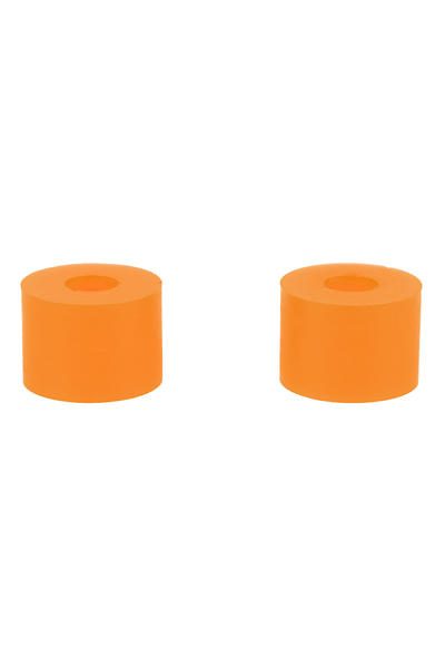 Sunrise Gummies Tall Barrel 80A Lenkgummi (orange) 2er Pack