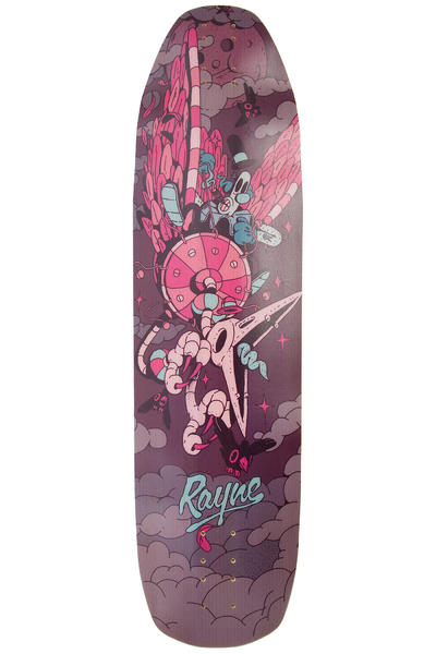 "Rayne Fortune V3 36"" (91,4cm) Longboard Deck"