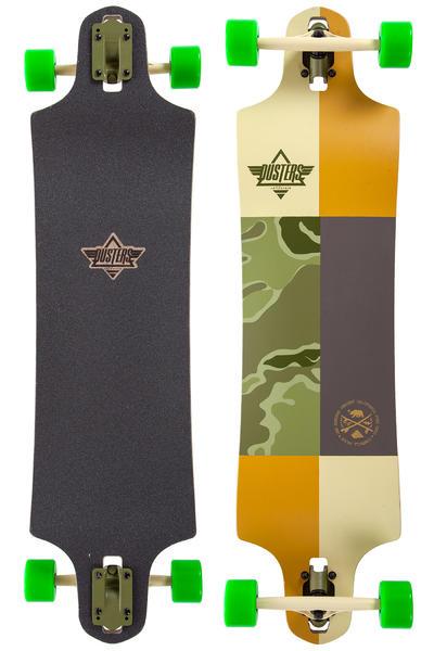 """Dusters Scout 38"""" (96,5cm) Komplett-Longboard (kryptonics green)"""