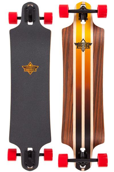 "Dusters Burn 38"" (96cm) Komplett-Longboard (rosewood)"