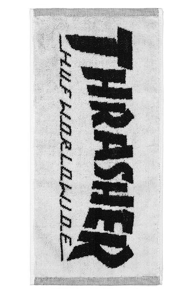 HUF x Thrasher Bar Towel (white)