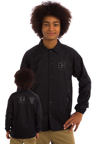 HUF x High Times Coaches Jacke (black)