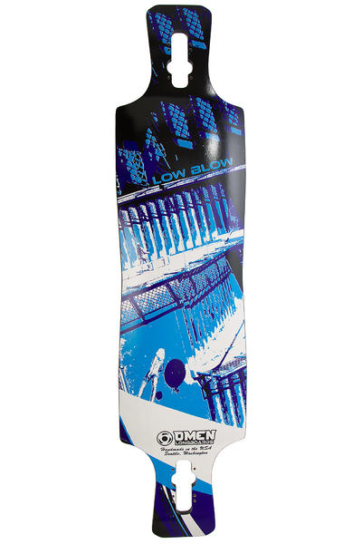"Omen Low Blow 41"" (104,1cm) Longboard Deck"