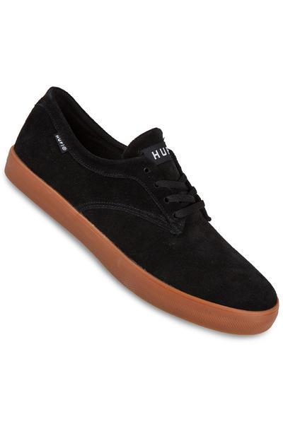 HUF Sutter Suede Shoe (black gum)