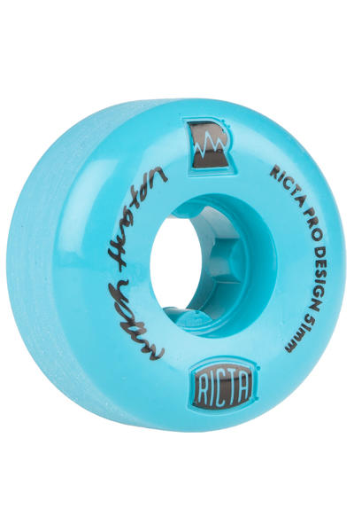 Ricta Huston NRG 51mm Wheel (teal) 4 Pack