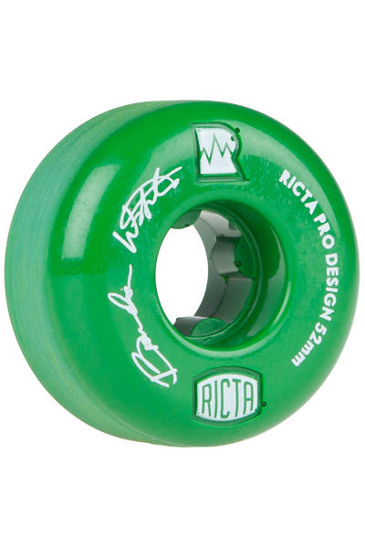 Ricta Westgate NRG 52mm Wheel (green) 4 Pack