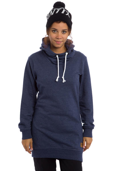 Colour Wear Hype Snow Hoodie women (patriot melange)