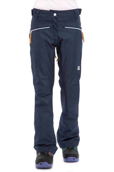 Colour Wear Cork Snowboard Pant women (denim)
