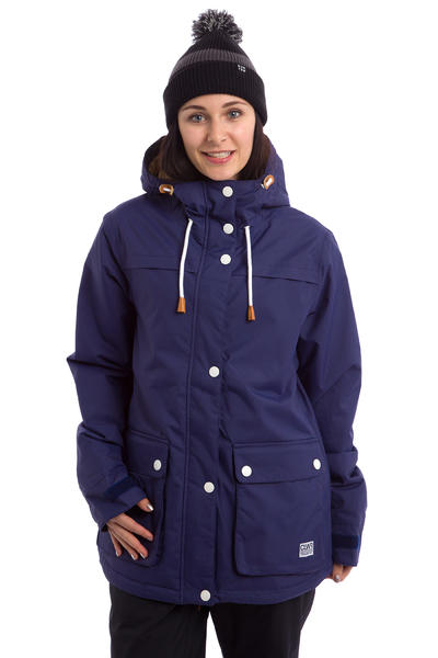 Colour Wear Ida Snowboard Jacket women (patriot blue)