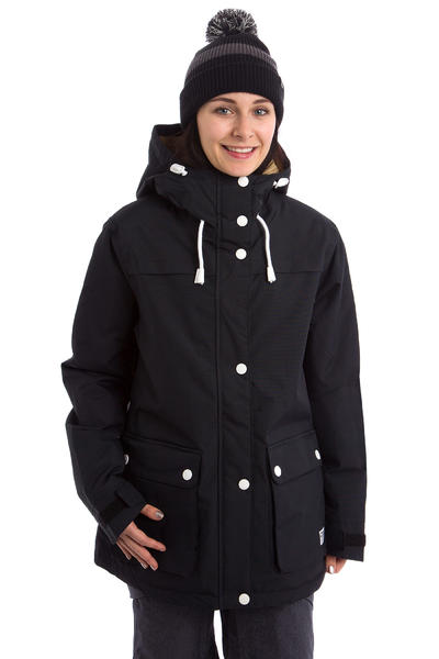 Colour Wear Ida Snowboard Jacke women (black)