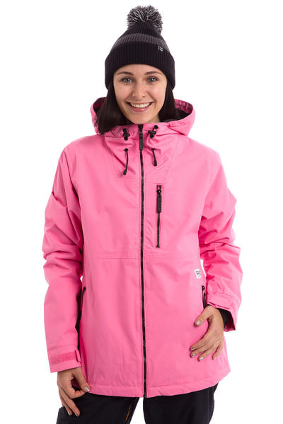Colour Wear Cake Snowboard Jacke women (bubblegum)