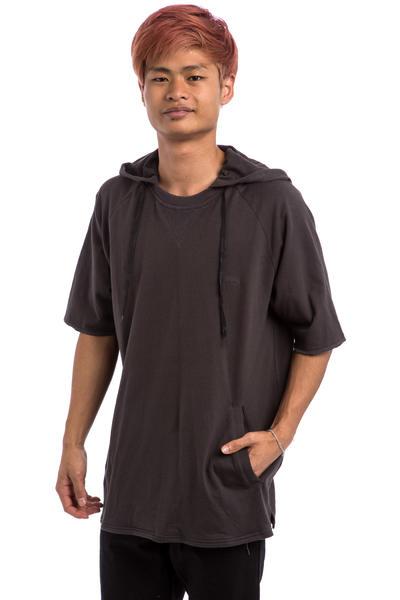 KR3W Marin Short Sleeve Hoodie (carbon)