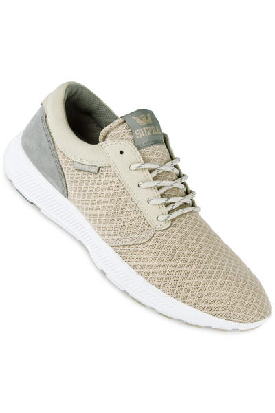 Supra Hammer Run Shoe (cement grey white)
