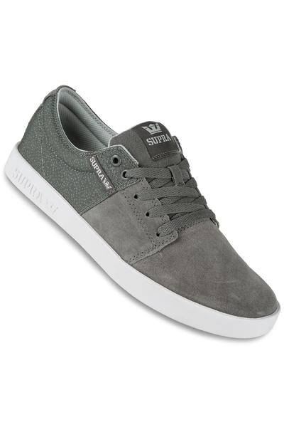 Supra Stacks II Shoe (charcoal white)