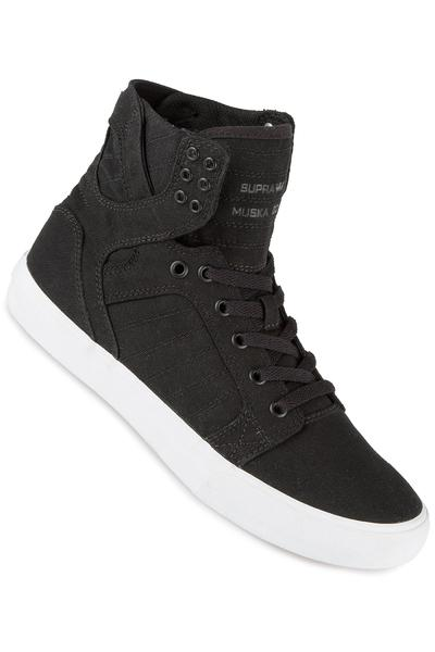 Supra Skytop D Canvas Shoe (black white)