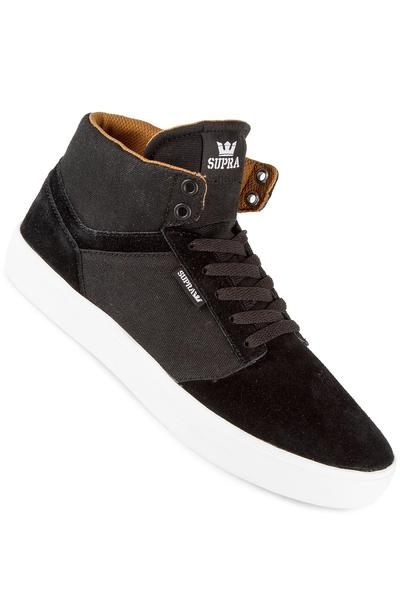 Supra Yorek Hi Shoe (black white)