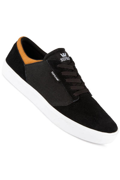 Supra Yorek Low Schuh (black cathay spice white)
