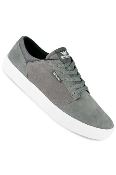 Supra Yorek Low Shoe (charcoal magnet white)